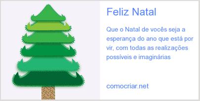 Como Criar Cartao De Natal Online Como Criar